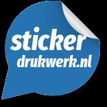 Zeefdrukstickers Logo